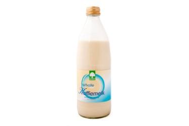 Biologische Koffiemelk halfvol (Landgoed, 500 ml)