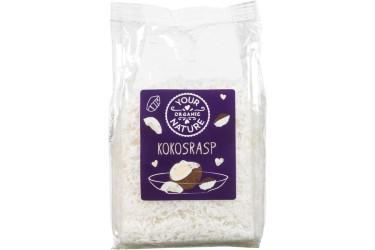 Biologische Kokos Voordeelverpakking (Your Organic Nature, 6 x 150 gram)