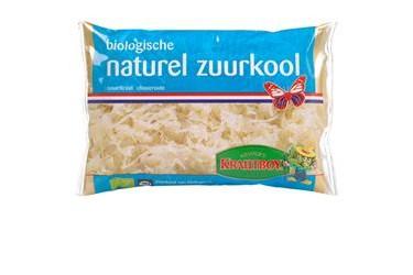 Biologische Zuurkool Naturel (Kramer, 500 gram)