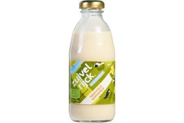 Biologische Koffiemelk Halfvol (Zuivelrijck, 186 ml)