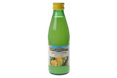 * Citroensap In Fles (La Bio Idea, 250 ml)
