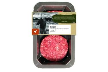 Biologische Lams Burger (Lebon, 200 gram)