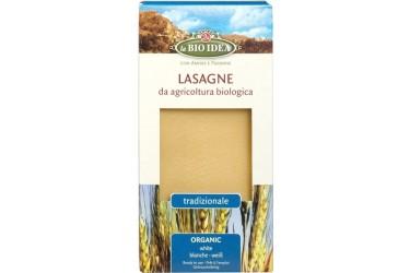 Biologische Lasagne Bladeren wit (La Bio Idea, 250 gram)