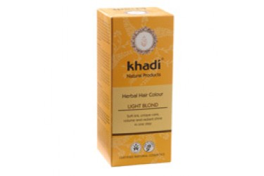 Khadi Hair Colour Light Blond (100 gram)