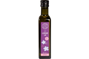 **Biologische Lijnzaadolie (Your Organic Nature, 250 ml)