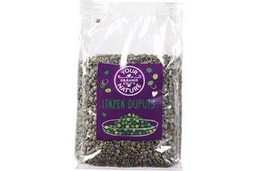 Biologische Linzen Groen Dupuis Voordeelverpakking (Your Organic Nature, 6 x 400 gram)