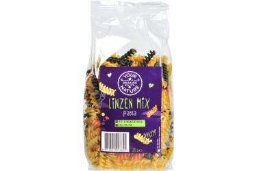 Biologische Linzen Mix Pasta Voordeelverpakking (Your Organic Nature, 12 x 250 gram)