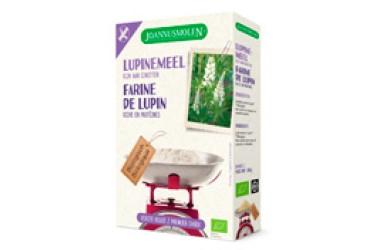 Biologische Lupinemeel Voordeelverpakking (Joannusmolen, 6 x 200 gram)