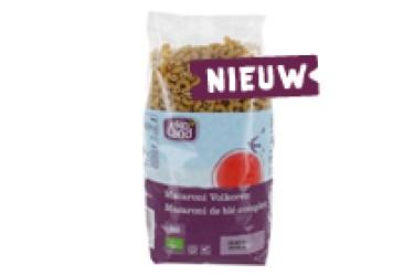 Biologische Macaroni volkoren (Ekoland, 500 gram)