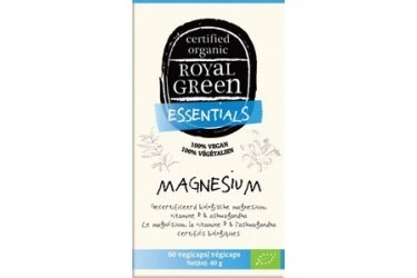Royal Green Magnesium (Royal Green, 60 stuks)