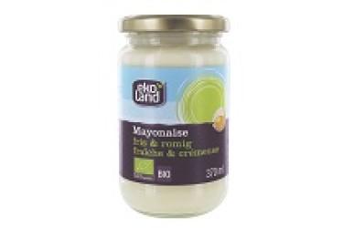 Biologische Mayonaise Fris & Romig (Ekoland, 370ml)