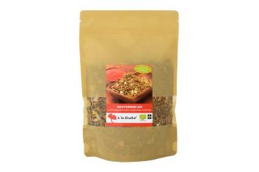 Biologische Kruidenmix Mediteraan (Puur Rineke, 225 gram)