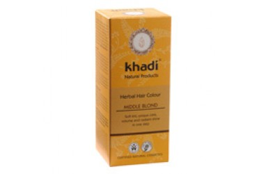 Khadi Hair Colour Middle Blond (100 gram)