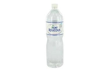 Mineraalwater grootverpakking (Mont Roucous, 6 x 1500 ml)