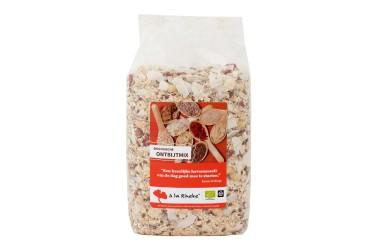 Biologische Haver Muesli Glutenvrij Voordeelverpakking (Puur Rineke, 5 x 750 gram)