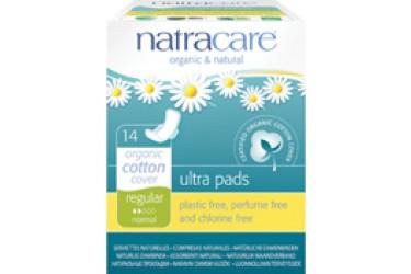 Maandverband Maxi Pads normaal Voordeelverpakking (Natracare, 20 x 14 stuks)