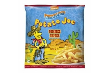 Biologische Frites Potato Joe (Natural Cool, 1250 gram)