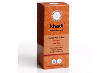 Khadi Hair Colour Natural Hazel (100 gram)