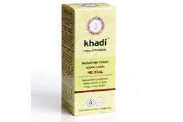 Khadi Hair Colour Neutral Senna (100 gram)