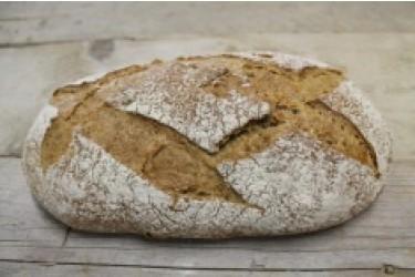 Biologische Ommelander volkorenbrood (Biobakker Van Esch, 850 grams)