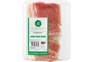 Biologische Ontbijtspek (St Hendrick, 90 gram)