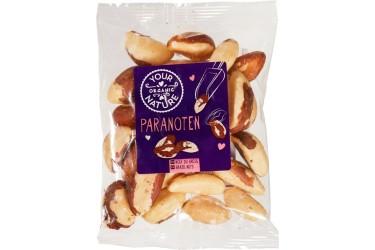 Biologische Paranoten Voordeelverpakking (Paranoten Your Organic Nature, 10 x 120 gram)