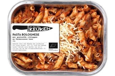 Biologische Pasta Bolognese (Marqt, 450 gram)