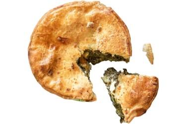 Biologische Spinazie&Feta Pie (Marqt, 225 gram)