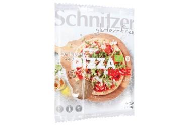 Biologische Pizzabodem Glutenvrij (Schnitzer, 100 gram)