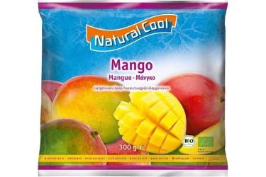Biologische Mango Blokken (Natural Cool, 300 gram) OP=OP