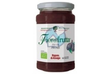Biologische Pruimen Fruitbeleg Voordeelverpakking (Fiordifrutta, 6 x 250 gram)