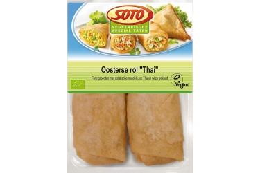 Biologische Thaise rollen (Soto, 220 gram)