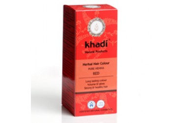 Khadi Hair Colour Pure Henna Red (100 gram)