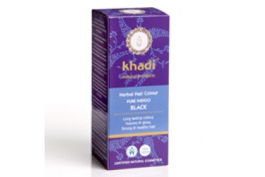Khadi Hair Colour Pure Indigo (Khadi, 100 gram)
