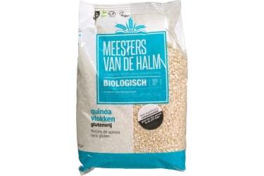 Biologische Quinoa Vlokken Voordeelverpakking (De Halm, 6 x 500 gram)