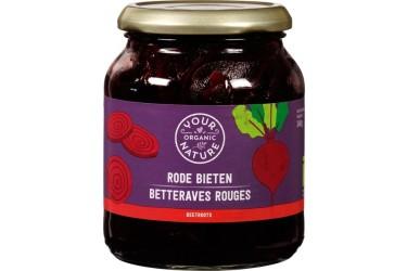 Biologische Rode Bieten Voordeelverpakking (Your Organic Nature, 6 x 340 gram)