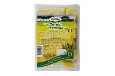 Biologische Verse Ravioli Al Rucola & Ricotta (Bio-Verde, 250 gram)