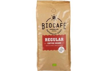 Koffie Bonen Regular (Biocafe, 1 kilo)