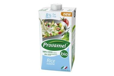 Biologische Rice Cuisine Plantaardige Room (Provamel, 250 ml)