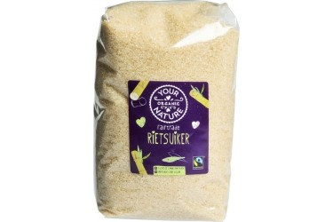 ** Rietsuiker (Your Organic Nature, 1000 gram)