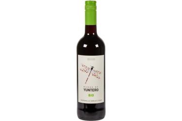 Biologische Rode Wijn Mundo Yuntero Tempranillo Voordeelverpakking (6 x 750 ml)