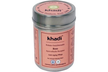 Khadi Rose Face Mask (Khadi, 50 gram)