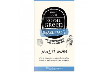 Royal Green Multi Man (Royal Green, 120 stuks)