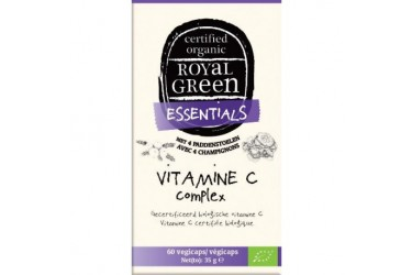 Vitamine C Complex (Royal Green, 60 stuks)