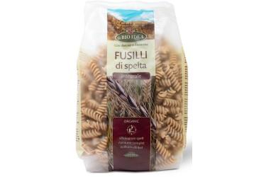 Biologische Spelt Fusilli Voordeelverpakking (La Bio Idea, 12 x 500 gram)