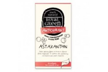 Royal Green Astaxanthine (Royal Green, 60 stuks)