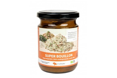Biologische Super Bouillon (Puur Rineke, 160 gram)
