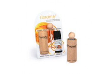 Florame Wooden Diffuser Sweet Orange (Florame, 10 ml)