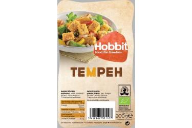 Biologische Tempeh Blok (De Hobbit, 200 gram)