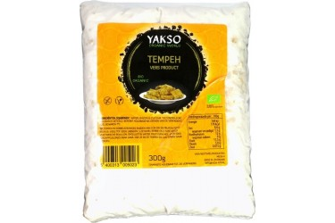 Biologische Tempeh (Yakso, 300 gram)